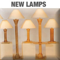 Island Collections New Tropical Lamps