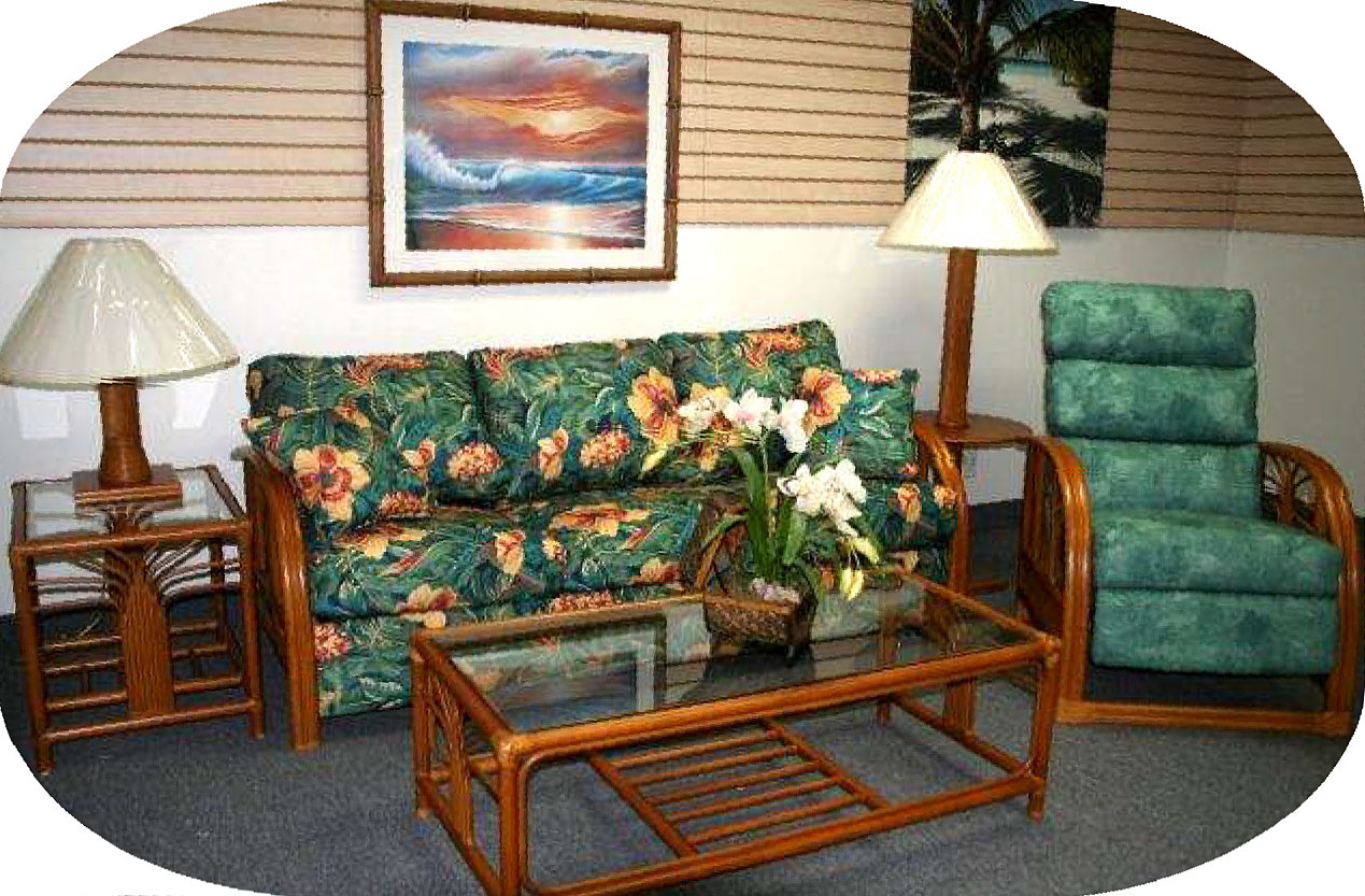 new kauai furniture condo packages from island collections
