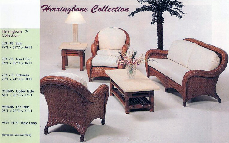Herringbone Collection