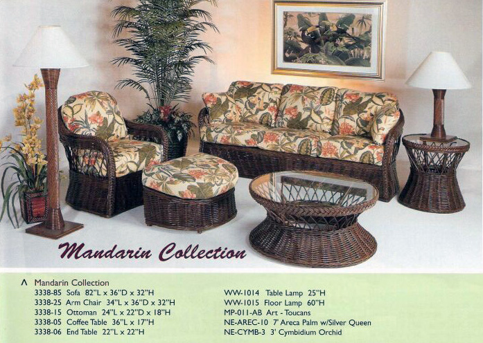 Mandarin Collection