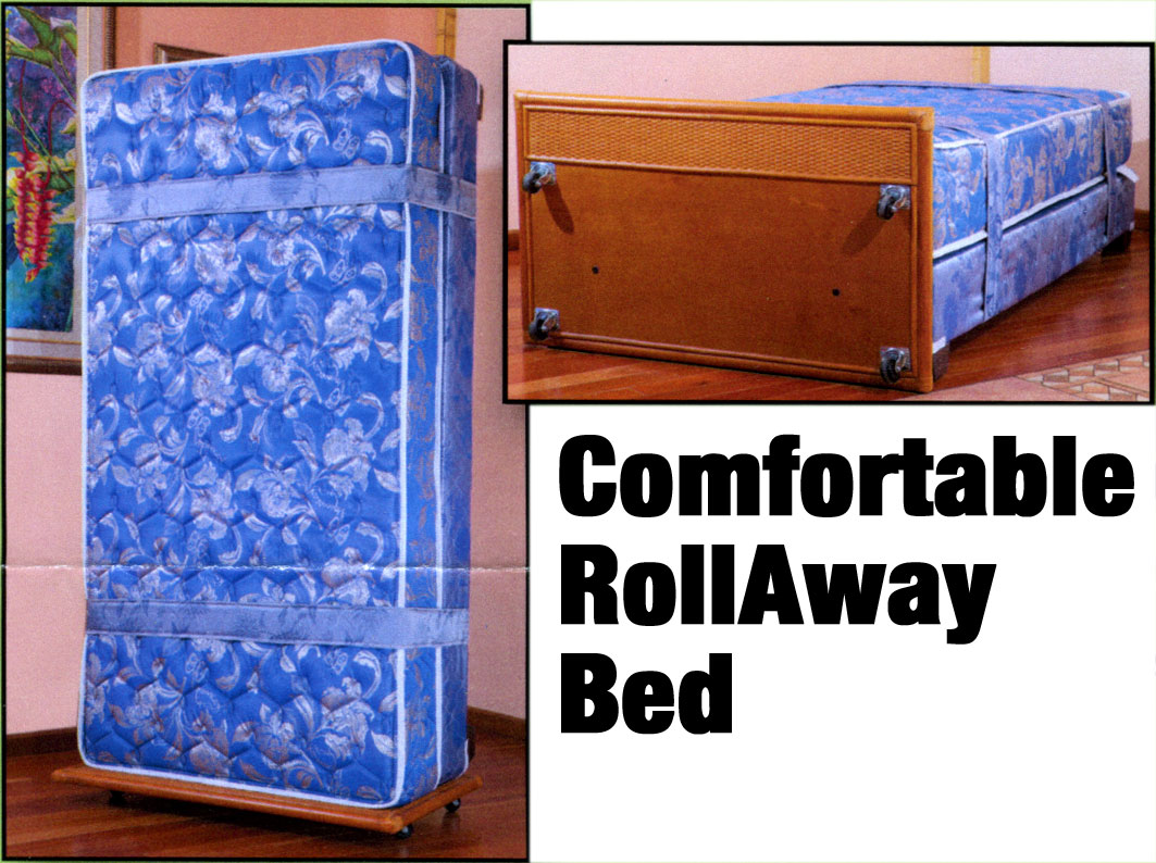 Island Collections Rollaway And Murphy Beds