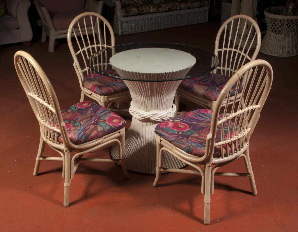 Quality kauai used dining room furniture from hotels