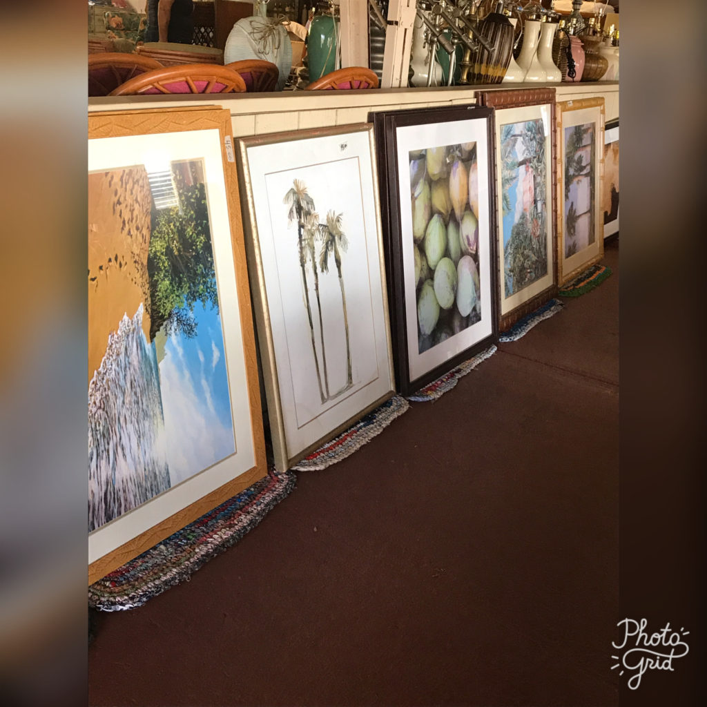 Home Decor Liquidation: Quality Kauai Used Artwork And Home Decor From Fine Hotels