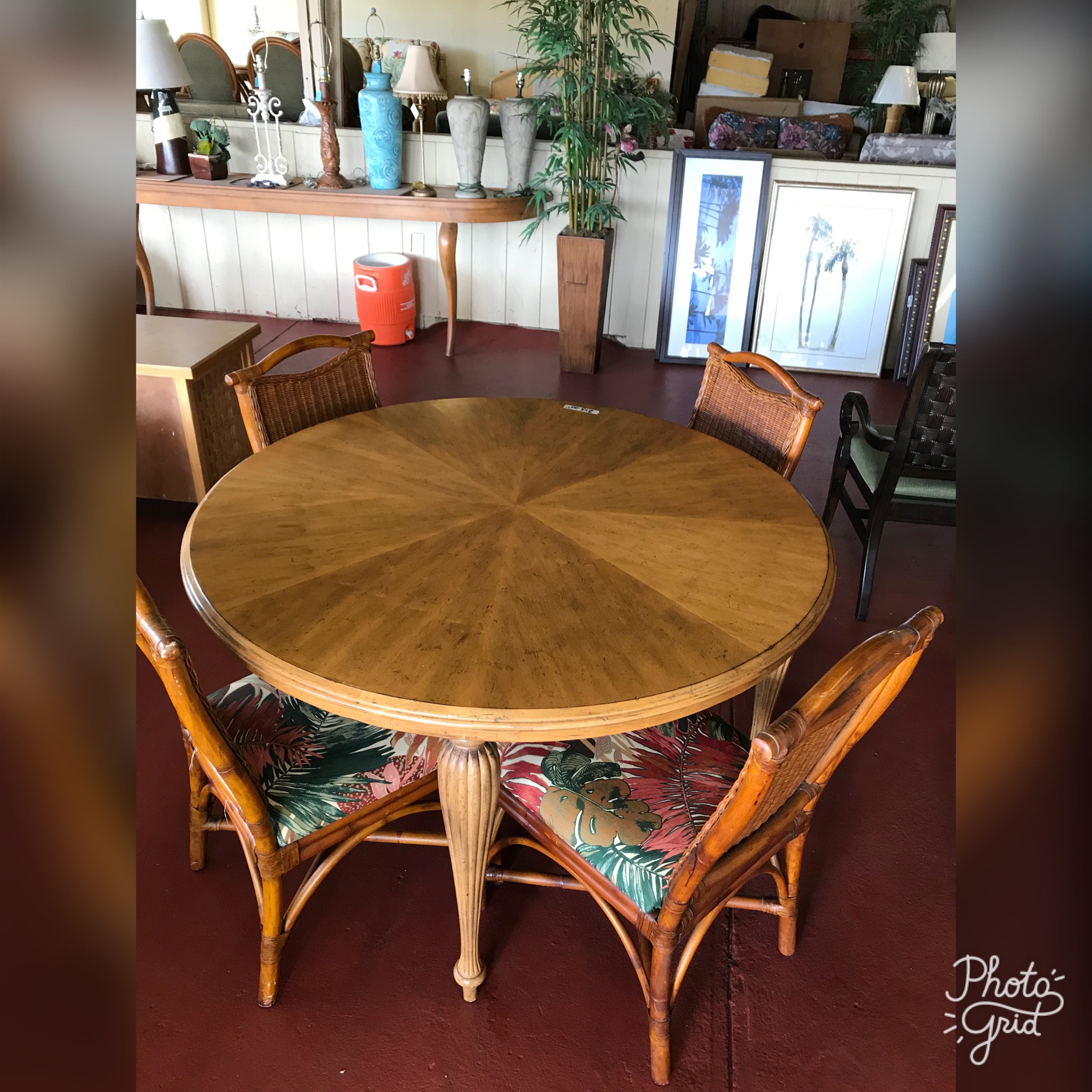 used dining room furniture | Quality Kauai Used Dining Room Furniture from Hotels